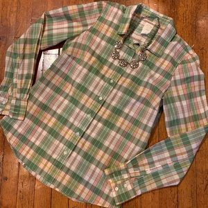 J.Crew The Perfect Shirt